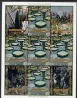 ABKHAZIA - Break-Away State - 1999 - Pond And Marginal Plants #1 - Perf 9v Sheet - Mint Never Hinged - Otros - Europa