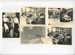 Carlsbourg  ( Paliseul ) :  Laiterie       (  10   Photo's  Original  10.5 X 7.5  Cm )   See All Scans - Lieux