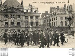 WW 45 ORLEANS. Fêtes Jeanne D'Arc 1931. Le Conseil Municipal - Orleans