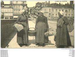Réédition Ou Reproduction Cpsm Cpm 41 BLOIS. Maraîchères - Blois