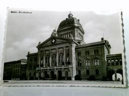 Bern. Bundeshaus. Gebäudeansicht, Schweiz - Suisse