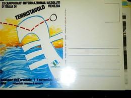 ITALIA PING PONG XI CAMPIONATI INTERNAZIONALI ASSOLUTI D' ITALIA DI TENNISTAVOLO VENEZIA ANNO 94 N1994  HO7637 - Tenis De Mesa