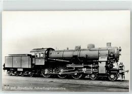 52950557 - Preussische Schnellzuglokomotive Nr. 1110 - Treinen