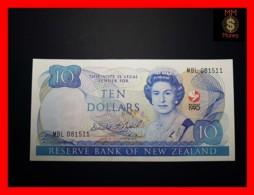 NEW ZEALAND 10 $  1990  P. 176  *COMMEMORATIVE*  XF \ AU - Neuseeland