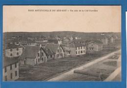 SOIE ARTIFICIELLE DU SUD EST UN COIN DE LA CITE OUVRIERE - Vaux-en-Velin