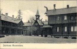 Cp Krasnolessje Rominten Ostpreußen, Schloss - Ostpreussen
