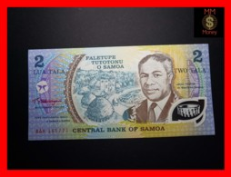 SAMOA 2 Tala 1990 P. 31  *COMMEMORATIVE* POLYMER  Serial  AAH   UNC - Samoa