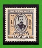 Angola  1956 - Centenário Do Nascimento De Artur De Paiva -Neuf - - Angola