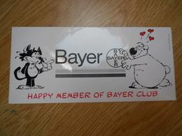 Autocollants.autocollant  (stickers.sticker) Cubitus Et Sénéchal Pour Bayer - Adesivi