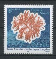 TAAF 2005 N° 412 ** Neuf MNH Superbe Cote 10 € Flore Antarctique Algues Peigne Des Néréides Flora - Nuovi