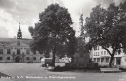 AK - NÖ - STOCKERAU - Rathausplatz 1965 - Stockerau
