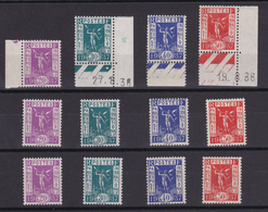D140 / LOT N° 322/325 NEUF** COTE 36€ - Collections