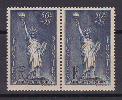D140 / LOT N° 352 PAIRE NEUF** COTE 16€ - Collections