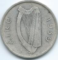 Ireland / Eire - 1939 - ½ Crown - KM16 - Ierland