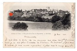 40901-ZE-02-Château De Coucy-Vue Prise De La Tour De Moyembrie - France