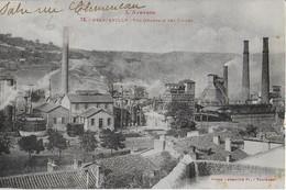 DECAZEVILLE  ( Aveyron )    Vue Générale Des Usines  ( 1925) - Decazeville