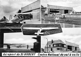 ¤¤  -   BELGIQUE  -  Aéroport De SAINT-HUBERT  -  Centre National De Vol à Voile  -  Planeurs - Avion , Aviation   -  ¤¤ - Saint-Hubert