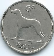 Ireland / Eire - 1940 - 6 Pence / Reul - KM13 - Ierland