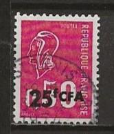 REUNION CFA: Obl., N° YT 393, TB - Reunion Island (1852-1975)