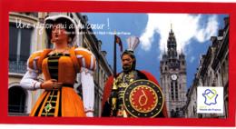 CP 59 Nord, Carnaval, Fêtes De Gayant, Géants Du Nord, Douai, Hauts-de-France, Beffroi, - Carnaval