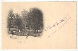 88 - VITTEL - Un Coin Du Parc - Jacques 10 - 1899 - Vittel Contrexeville