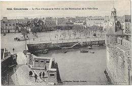 CONCARNEAU : LA PLACE D'ARMES - Concarneau
