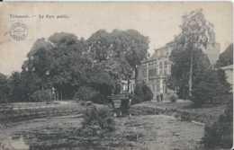 Tienen - Tirlemont - Le Parc Public - Circulé - Animée - TBE - Tienen