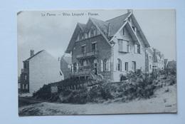 CPA Belgique - La Panne - Villa Léopold - Florian  - 1914 (livraison Gratuit France) - De Panne