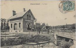 76  Foucarmont  La Gare - France