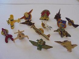 LOT 14 PIN'S AVIONS ... - Avions