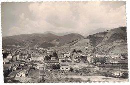 ARLES SUR TECH PYRENEES ORIENTALES :  VUE GENERALE - Circulé Vers AMIENS - Andere Gemeenten