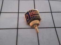 1016b Pin's Pins / Beau Et Rare / THEME : ESPACE / Mini Pin's SATELLITE AEROSPATIALE Par DECAT - Espace