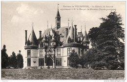 70. Villersexel. Chateau De Bornel - France