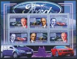 [401951]TB//**/Mnh-Guinée 2007 - Henry Ford, Voitures - Voitures
