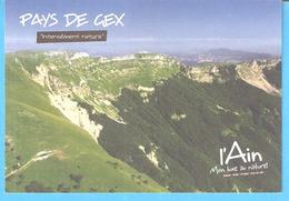 """L'Ain-Pays De Gex """"Intensément Nature""""-Site De La Roche Franche-Réserve Naturelle De La Haute Chaine Du Jura - Frankrijk"""