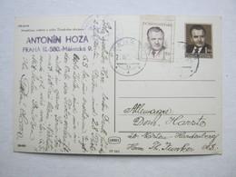 1950 ,    Bildganzsache   Verschickt - Entiers Postaux