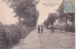 BERRY AU BAC        VUE  DE MOSCOU - Autres Communes