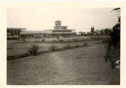 CONGO BELGE .LEOPOLDVILLE .1961 .AERODROME D'NDJILI - Africa
