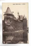 51 - GUEUX ( Marne ) - Le Château - Autres Communes