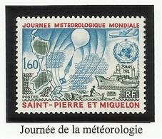 SAINT PIERRE ET MIQUELON SPM N° 433 ** Neuf 1974 - Neufs