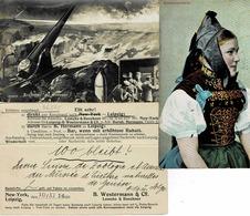 TP N° 83 Et 84 Sur 4 Cartes Postales - Covers & Documents