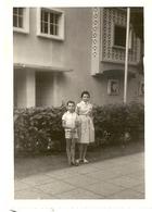 CONGO BELGE .LEOPOLDVILLE .1961 .BULDING LULONGA - Africa
