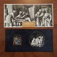 Souvenir Philatélique LÉONARD LIMOUSIN Y&T BS108 - 2015 - Neuf - Blocs Souvenir