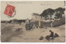 06 ANTIBES - JUAN-les-PINS La Plage - Antibes