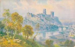 DURHAM - MORNING By RAPHAEL TUCK - Durham