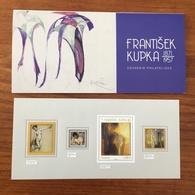 Souvenir Philatélique FRANTISEK KUPKA (1871-1957) - 2018 - Y&T BS 144 - Neuf - Blocs Souvenir
