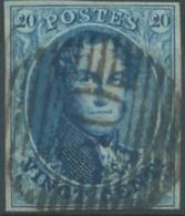 D - [48050]TB//O/Used-N° 11, Bien Margé Et TB Obl 'P50' Gosselies, Nipa +4? - 1858-1862 Medallions (9/12)