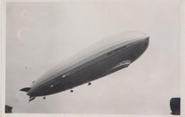 Photo Réelle -  Zeppelin - 1934 - Transports
