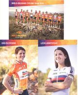 Cyclisme, Serie Boels Dolmans Dames 2016, Sous Blister - Cyclisme
