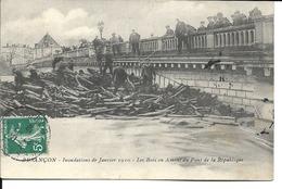 25 - Besançon - Inondations De Janvier 1910 - Besancon